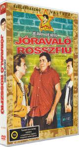 Jóravaló rosszfiú - DVD 30341651 CD, DVD