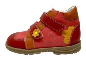 Supykids Dora mix bélelt supinált Gyerekcipő #piros 30341697