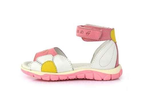 a2e80d3202 D.D.Step lány Szandál #rózsaszín-fehér-sárga 25-30 | Pepita.hu