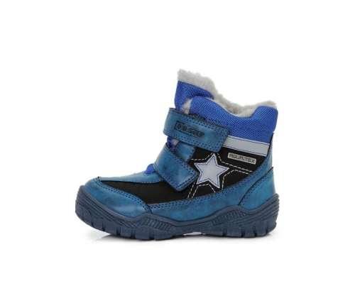 D.D.Step thermo béléses Gyerekcipő #kék