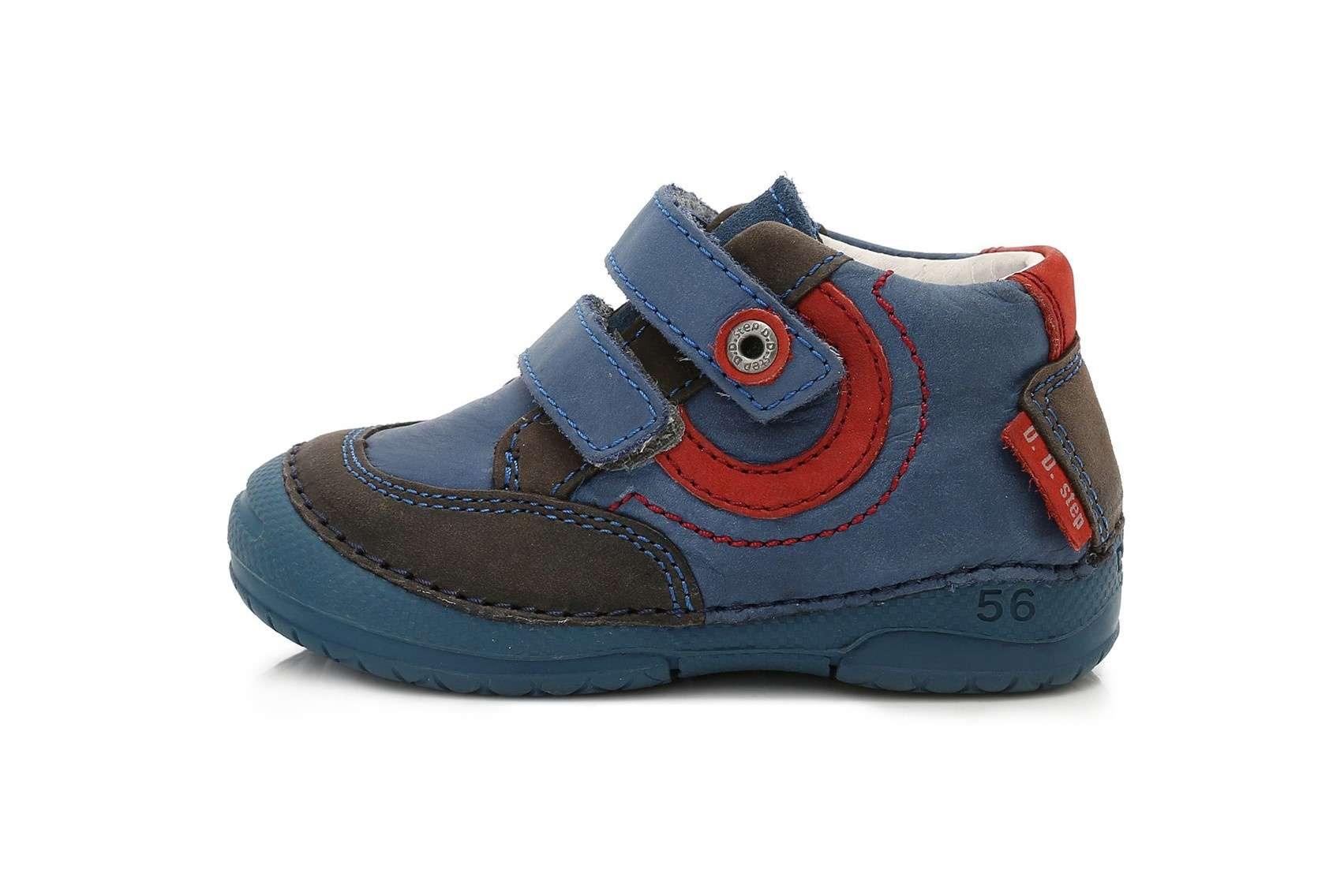 0a0b702e24 D.D.Step tépőzáras Gyerekcipő (19-24) #kék - Pepita.hu