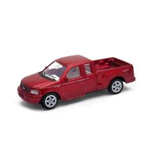 Welly Ford F-150 Flareside #piros Kisautó, 1:60-64 30475921