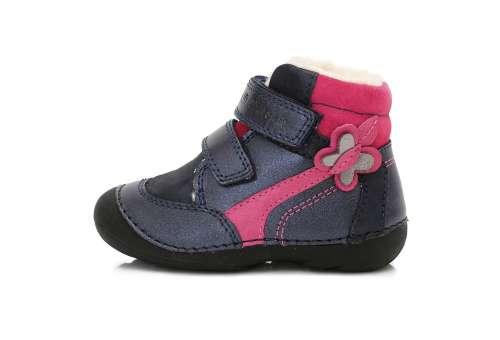 82313d016f D.D.Step bélelt lány Gyerekcipő #kék-rózsaszín 19-24 | Pepita.hu