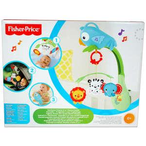 Fisher-Price Zenélő-forgó - Esőerdő 30343476