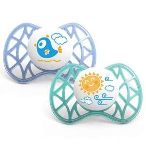 Nuvita AIR.55 6hó+ Cumi - 2db #kék 31304819 Védőkupakkal