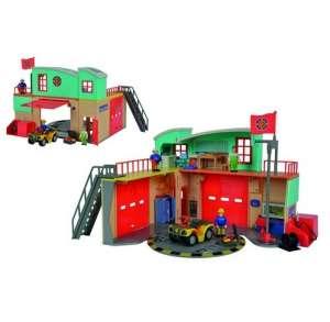 Sam a tűzoltó - Körmöspálcás tűzoltóállomás 30343646