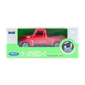 Welly Chevrolet 3100 Pick up #piros Kisautó, 1:60-64 30477752