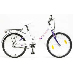 """Csepel Hawaii Gyermek Kerékpár 20"""" #fehér"""