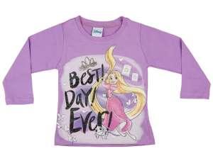 Disney Hosszú ujjú póló - Aranyhaj #lila 30488410 Gyerek hosszú ujjú póló