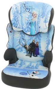 Nania Disney Befix biztonsági Autósülés 15-36kg - Jégvarázs #fehér-kék 30344175 Nania Gyerekülés