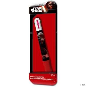 Star Wars Csillagok Háborúja VII. epizód 4 színes Toll  30344217