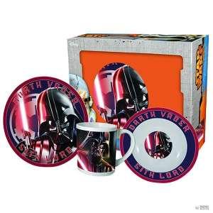 Star Wars Csillagok Háborúja Reggeliző szett - Darth Vader 30344239