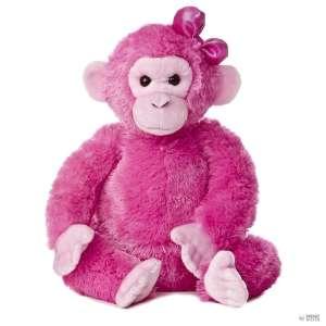 Majom Plüss 32cm #rózsaszín 30345116