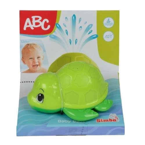 Teknős fürdőjáték - Simba ABC bébijáték