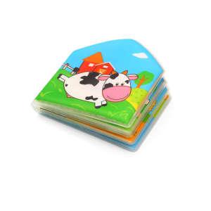 BabyOno Fürdőkönyv 15x15cm - Háziállatok 30345742 Fürdőjáték