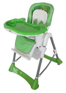 MamaKiddies Star multifunkciós Etetőszék - erdei #zöld 30345784