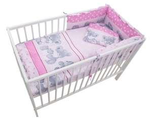 MamaKiddies Sofie Dreams 4 részes Ágynemű #pink  30345824