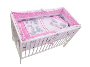 MamaKiddies Sofie Dreams 5 részes Ágynemű #pink 30345827
