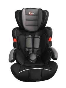MamaKiddies Turbo Autósülés 9-36kg #szürke-fekete