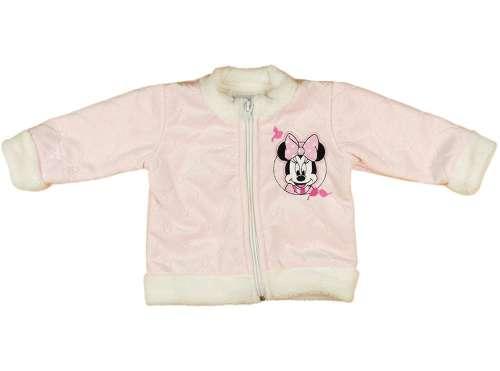 Wellsoft Kocsikabát - Minnie Mouse #rózsaszín