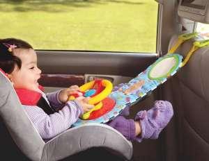 Taf Toys autós Játékcenter #kék 30489650