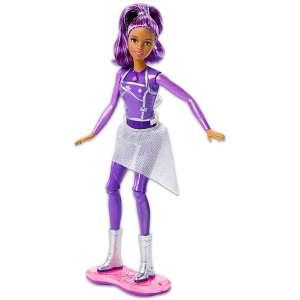 Barbie Baba fénylő-zenélő légdeszkával 30396855