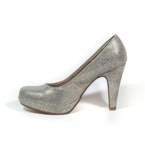 Tamaris Női Alkalmi Cipő platform  drapp  1cdf8410fd