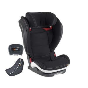 BeSafe iZi Flex Fix i-Size Autósülés 15-36kg #fekete 30347801 Gyerekülés / autósülés 15-36 kg