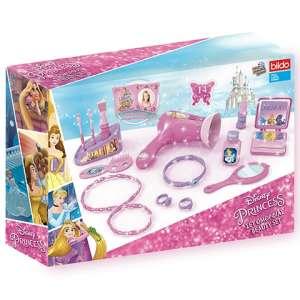 Bildo: Disney Hercegnők szépség szett 30381161 Szépítkezőasztal, sminkszett, illat