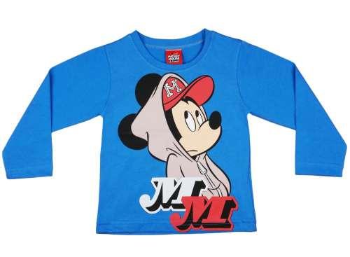 e80d03d5cf Disney Hosszú ujjú póló - Mickey Mouse #kék. Mérete: 86