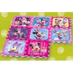 Trefl: Minnie egér Szivacs Puzzle 30385255 Szivacs puzzle