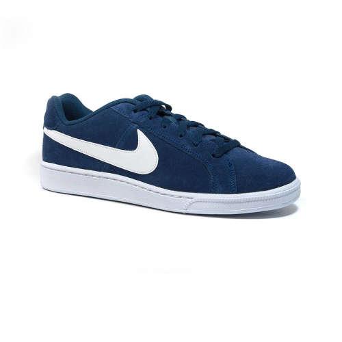 Nike Court Royal Suede Férfi Utcai Cipő  kék-fehér  36b4a54e70