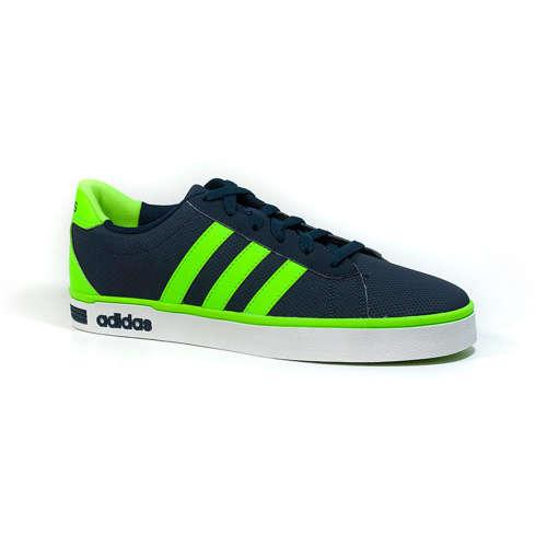Adidas Daily Scope Férfi Utcai Cipő  sötétkék-neon  33961183e4