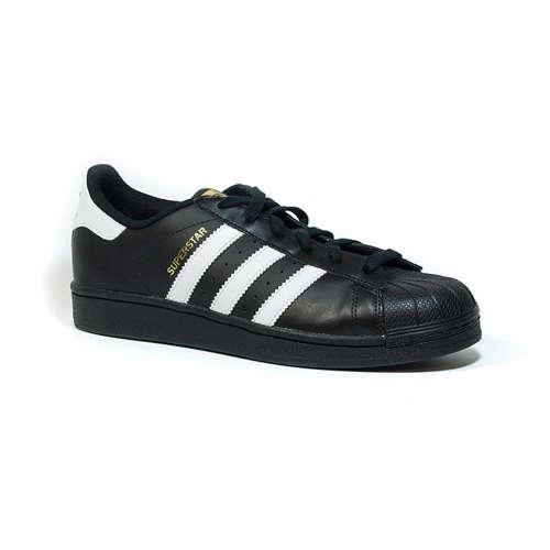 Adidas Superstar Fondation Férfi Utcai Cipő  fekete-fehér  a4b311dd83