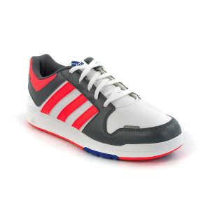 Adidas Lk Trainer Junior Fiú Utcai Cipő #fehér-narancs-szürke 30354283