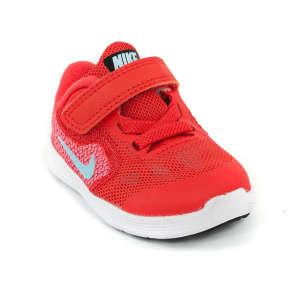 Nike Revolution TDV Baby Lány Sportcipő #piros 30354459