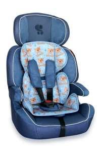 Lorelli Navigator Autósülés 9-36kg - Macis #kék  30355866