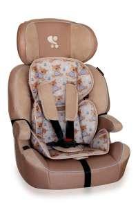Lorelli Navigator Autósülés 9-36kg - Maci #bézs 30355868 Gyerekülés