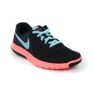 Nike Flex Exprience 5 GS Futócipő #fekete-kék-rózsaszín 30355887
