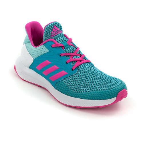 Adidas Rapida Run K lány Sportcipő  menta-rózsaszín  4eba138ce6