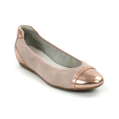 Tamaris Női balerina Cipő  rózsaszín  44f2f142de