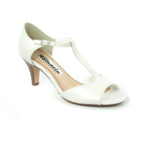 Tamaris Női Alkalmi Cipő  fehér  895651e412