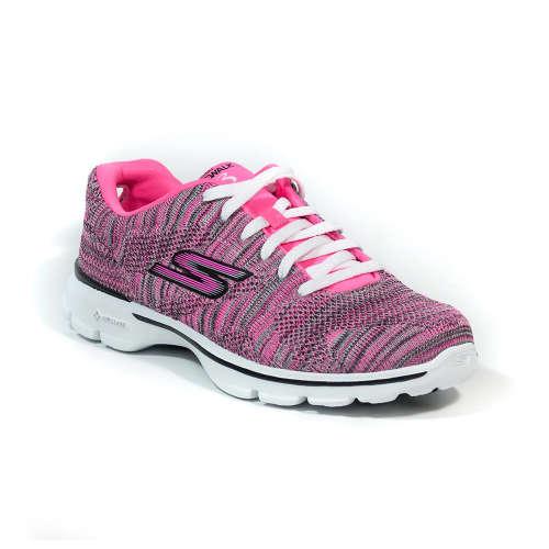 Skechers Női Utcai Cipő  rózsaszín  3e98df2c95