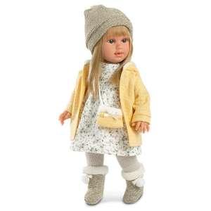 LLorens: Martina Baba sárga kabáttal 40cm 30386501