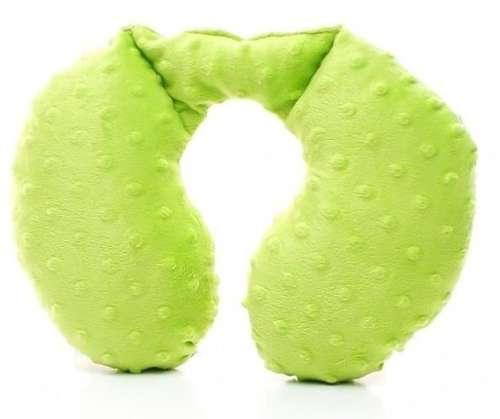 Patkó alakú Nyakpárna #zöld