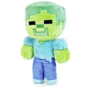 Minecraft Zombie plüss - 25cm 30486179