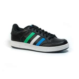 Adidas Varial Low Férfi Utcai Cipő  fekete-fehér-kék-zöld 5814c0efe3