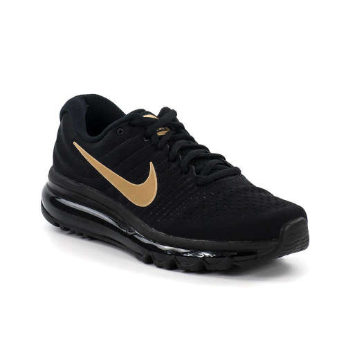 Nike Air Max 2017 Gs Sportcipő  fekete-arany  0347470cfd