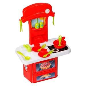 Smart Mini Játékkonyha #piros 30477105 Babakonyha / Játékkonyha