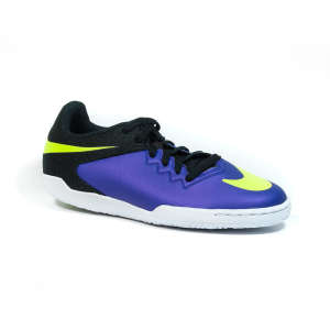 Nike Hypervenom Ic Jr Gyerek Teremcipő #kék-fekete-neon 35,5 30434028